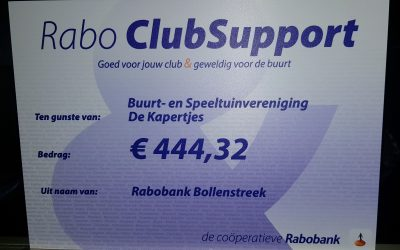 Rabo bank Club Support